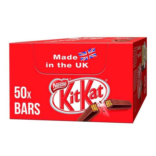 2. HOODIFY.ME FREE KIT-KAT BOX OF 50X BARS