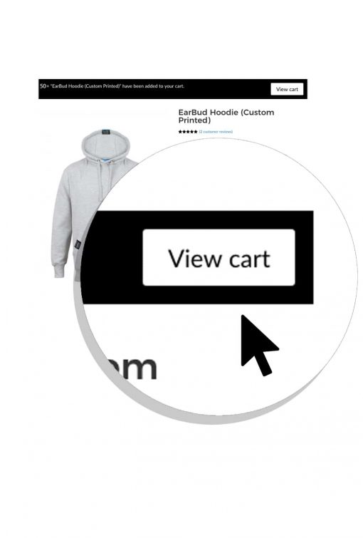 3. VIEW CART - MIXED + DECIDE LATER (CALLOUT)