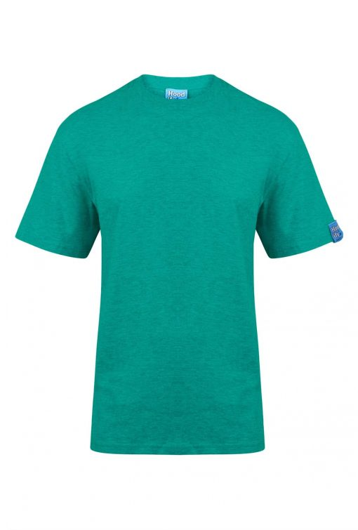 HOODIFY.ME CUSTOM DESIGNED T-SHIRTS EMERALD GREEN