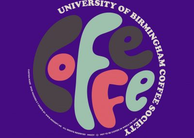 University of Birmingham – Coffee Society – Custom Designed Hoodies