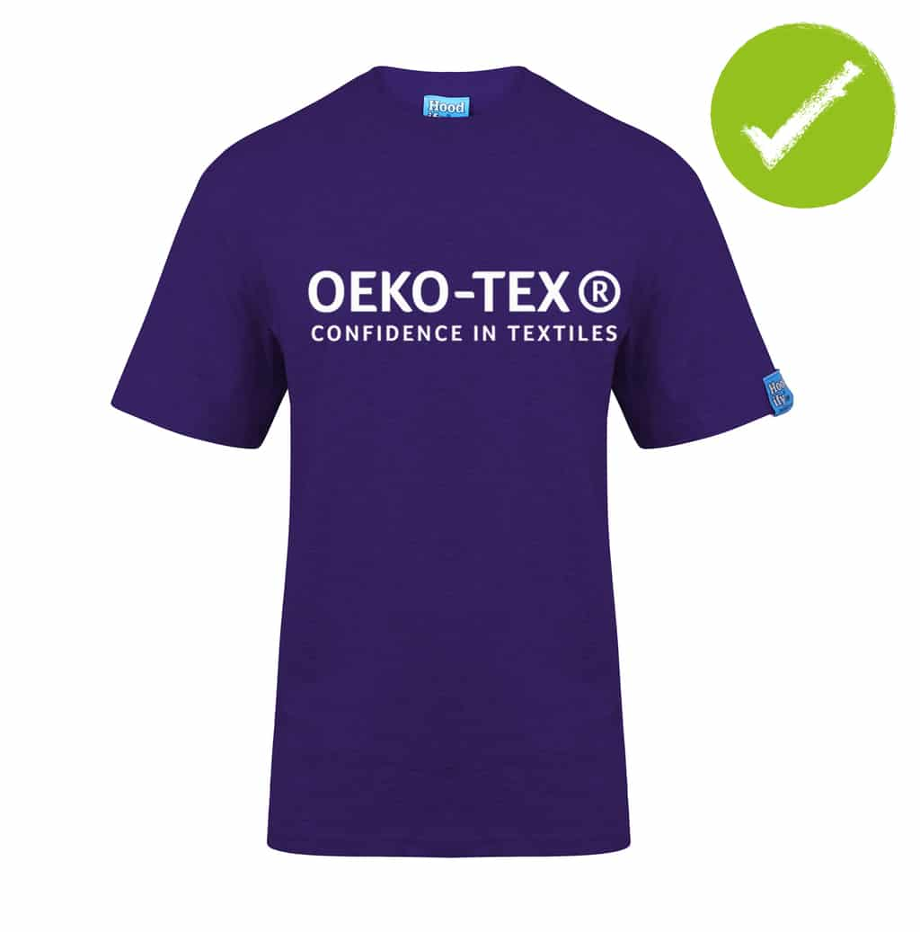 4.1. HOODIFY.ME FAIRTRADE GARMENTS - BRANDED OEKO-TEX - T-SHIRT