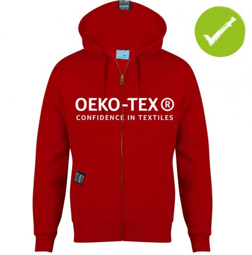 4.3. HOODIFY.ME FAIRTRADE GARMENTS - BRANDED OEKO-TEX - ZIP-HOODIE