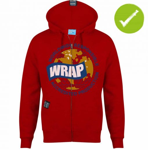 4.4. HOODIFY.ME FAIRTRADE GARMENTS - BRANDED WRAP WORLDWIDE RESPONSIBLE ACCREDITED PRODUCTION - ZIP-HOODIE