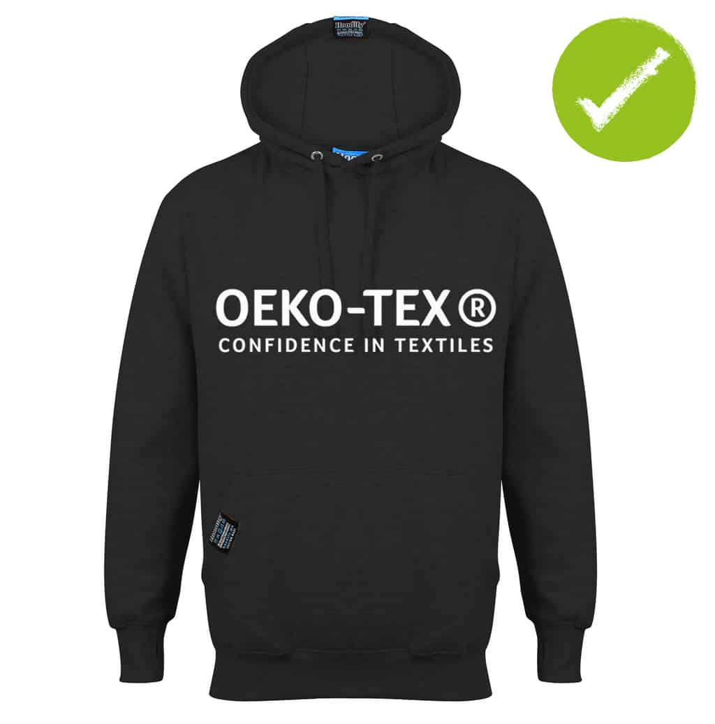 4.5. HOODIFY.ME FAIRTRADE GARMENTS - BRANDED OEKO-TEX - HOODIE