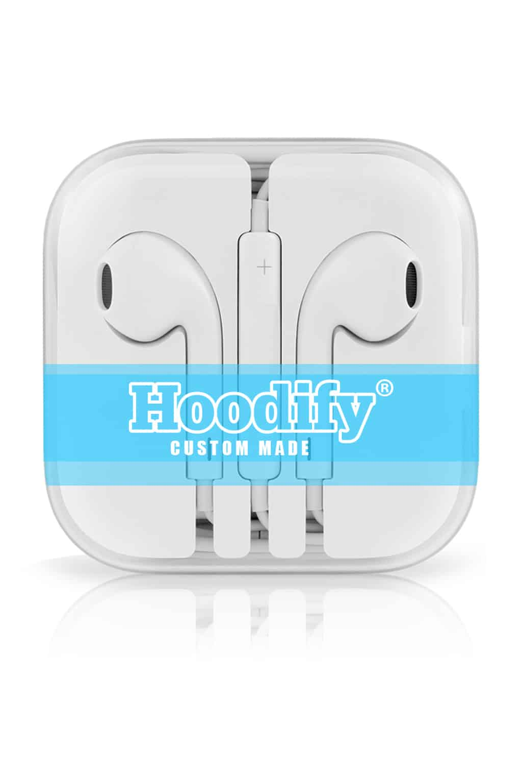 HOODIFY.ME ABOUT US - FREE WITH EVERY ORDER - FREE EARBUD EARPHONES