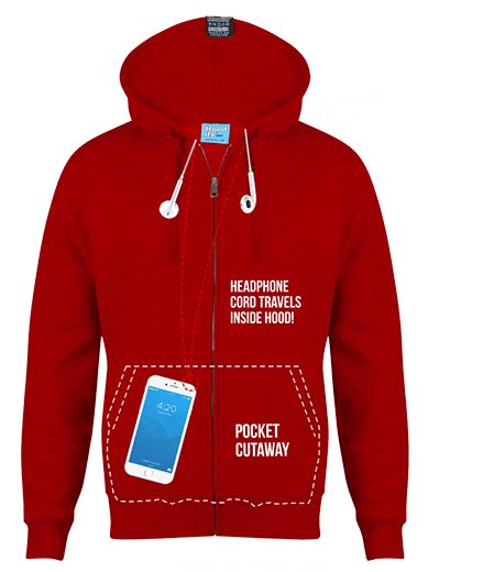 Design Your Own Hoodie T Shirts Using 100 Fairtrade Cotton